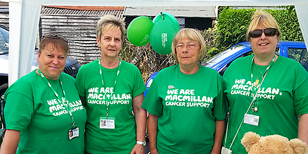 Maynes and District Macmillan Support Group