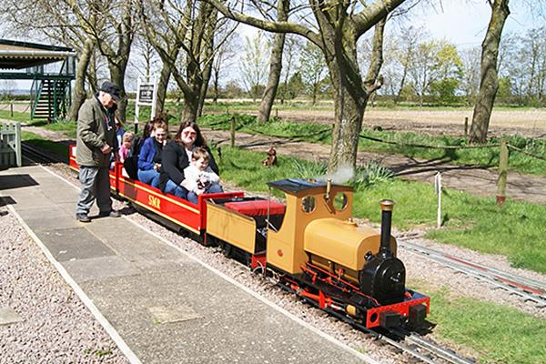 May Bank Holiday Train Rides