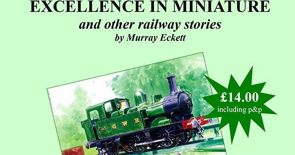 Miniatire Railway Book
