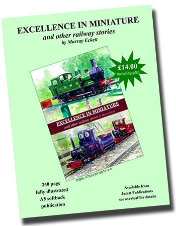 Book about Miniature Railways