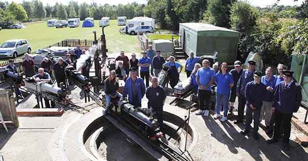 2016 Visitor steam rally