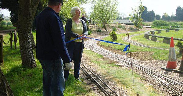5 inch gauge railway